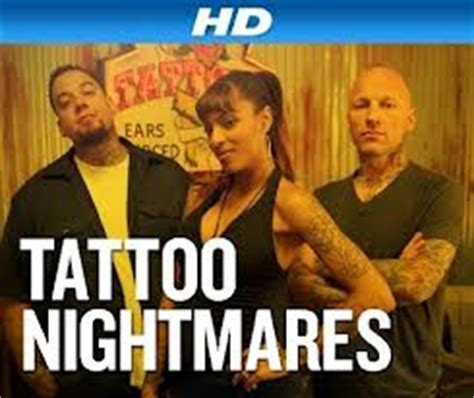 tattoo nightmares canceled cancelled or renewed spike renews tattoo nightmares