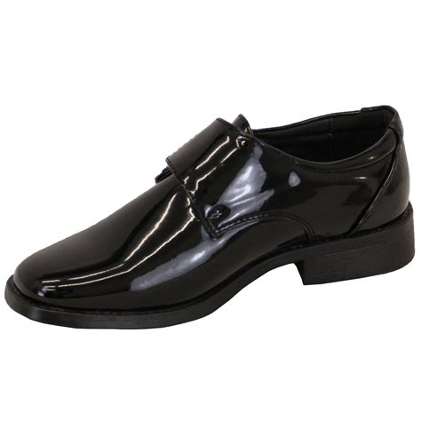 Wedding Shoes Toddlers by Boys Formal Wedding Shoes Toddlers Youth Patent