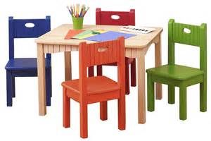 pics photos kids wood table and chairs