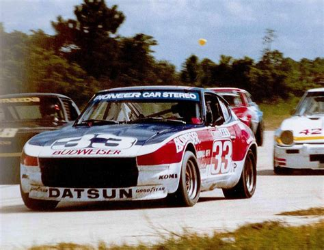 datsun race car paul newman and the datsun z birthdays for two winners