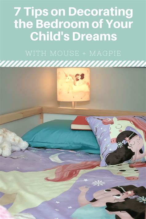 tips and tricks to decorate your dream bedroom 7 tips on decorating the bedroom of your child s dreams