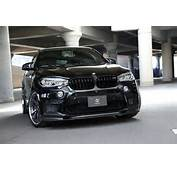 Renowned Japanese Tuner 3D Design Unveiled Their BMW X6 M Tuning