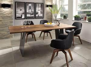 designer esszimmer esstische aus massivholz dansk design massivholzm 246 bel