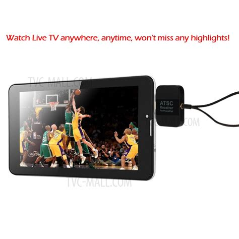 Tv Tuner Android Tablet digital micro usb atsc tv receiver for android phone tablet usb tv tuner usb otg tv stick tvc