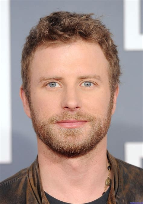 Dierks Bentley Short And Little Curly Hairstyle ? New Hair Now
