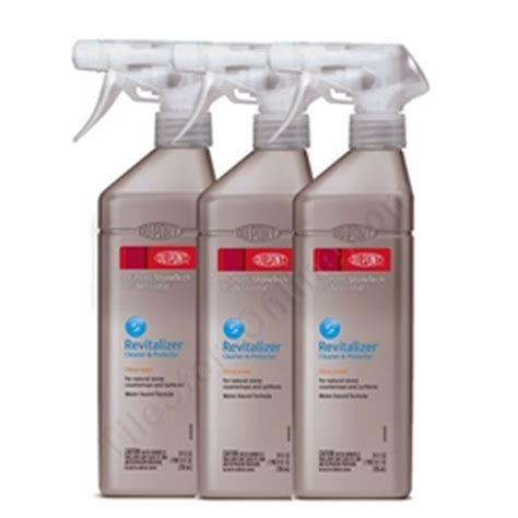 3 pack dupont stonetech professional revitalizer cleaner protector citrus scent