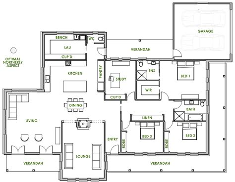 efficient house plans space efficient house plans small energy modern eco