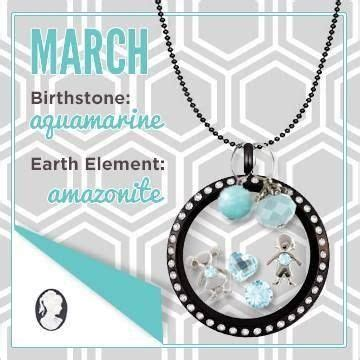 Origami Owl Birthday Locket - 12 best origami owl 174 months birthstones images on