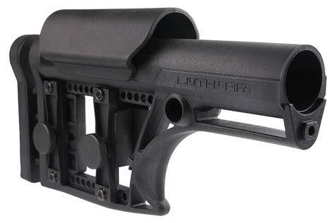 Luth Ar Mba 1 Install by Luth Ar Modular Buttstock Assembly