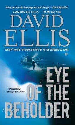 sinless eye of the beholder books eye of the beholder by david ellis 9781101043998 nook