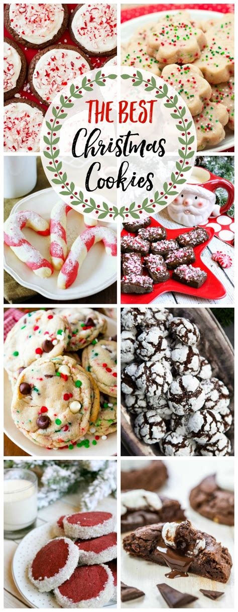 the best christmas cookie recipes and 200 other