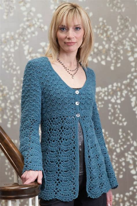 crochet cardigan pattern free pinterest this pin was discovered by ste