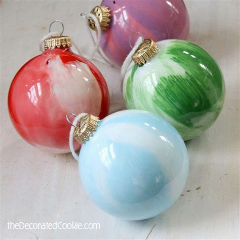 easy diy ornaments  kids guest pinner cool mom