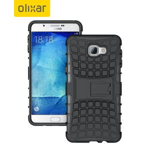 Spigen Tough Armor Samsung A9 Pro 2016 Ironcaseta Techmancarbon olixar armourdillo samsung galaxy a9 2016 tough black