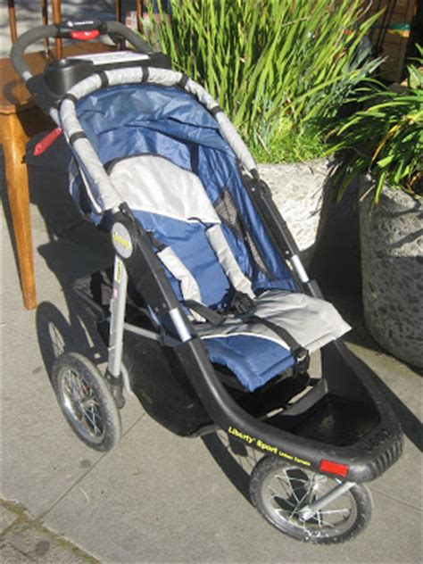 Jeep Liberty Terrain Stroller Uhuru Furniture Collectibles Sold Jeep Liberty
