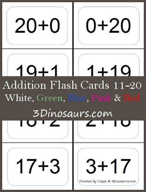 printable flash cards addition addition flash cards printable pdf mastering