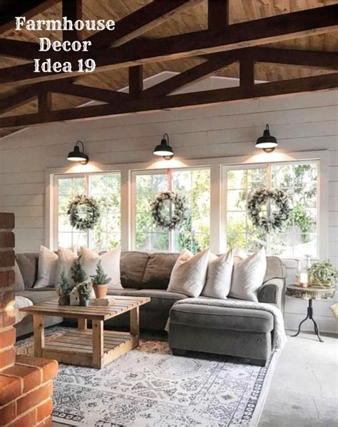 farmhouse decor photos farmhouse style clean crisp organized farmhouse decor ideas declutteringyourlife