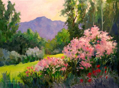 garden paintings descanso gardens paintings a gallery of inspired by