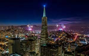 Lighting Ca Lights California San Francisco Sky United States