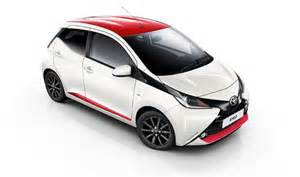Toyota Express Toyota Aygo 2017 New X Press And X Style Models Revealed