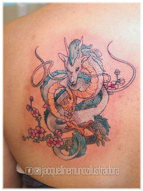haku tattoo haku spirited away by jacquelinemunoz on deviantart