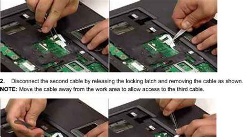 reset bios on acer laptop main unit disassembly procedure acer travelmate 6592 6952g