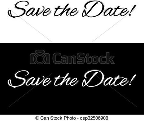 save the date clipart wedding clipartxtras