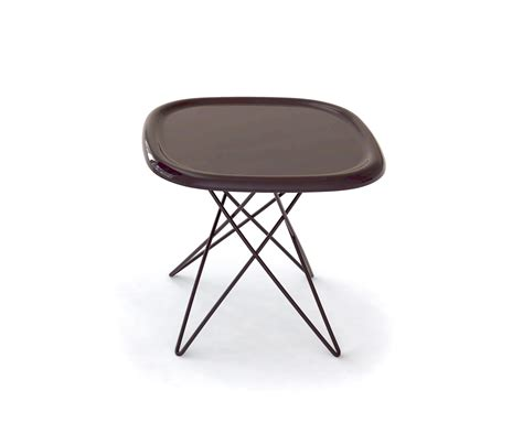 pizza table side tables from magis architonic
