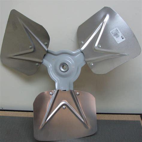 hvac condenser fan blades trane condenser fan blade fan01354 fan01354 133 00