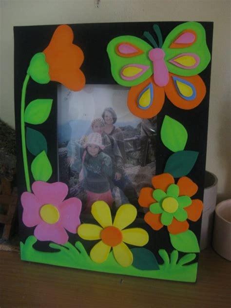 framed flowers on copper sheet craft ideas pinterest foam sheet art picture frame check link for more hand