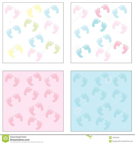 baby thesis abstract baby footprints stock illustration image of abstract