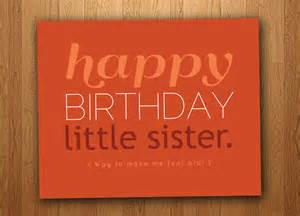 little sister birthday quotes funny quotesgram