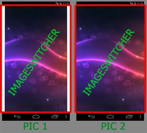 android imageview scaletype android imageswitcher fit on screen stack overflow