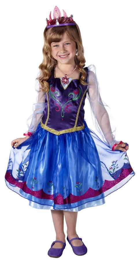 disney frozen halloween costumes disney frozen enchanting anna dress up dress just 19 99