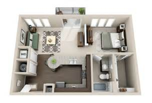 Design House Floor Plans 50 One 1 Bedroom Apartment House Plans Architecture