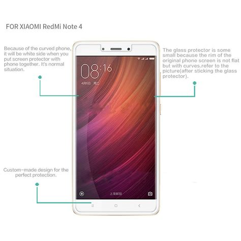 Tempered Glass Curved Edge Protection Screen For Xiaomi Murah xiaomi redmi edge 3d curved clear tempered lcd glass screen protector vi020