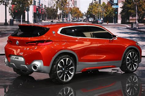 bmw x6 concept car new bmw concept x2 they ve and shrunk the x6 again