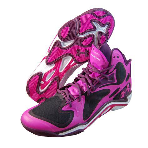purple armour basketball shoes armour mens micro g anatomix spawn purple basketball