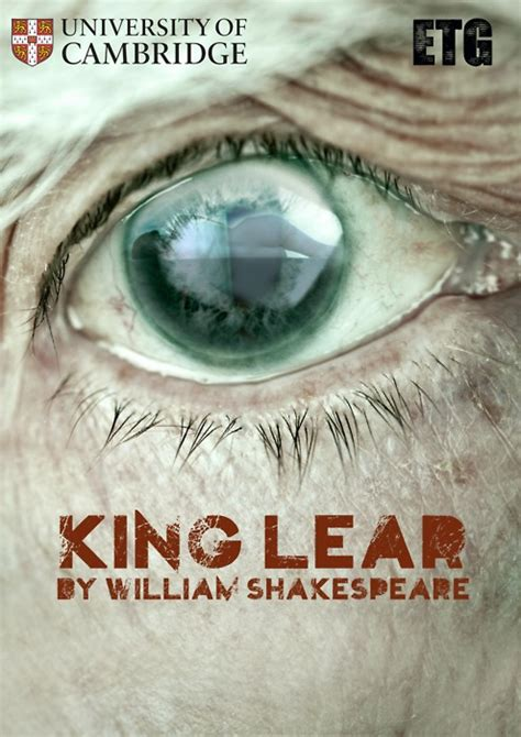 big themes in king lear king lear the good the bad and the blind two faces