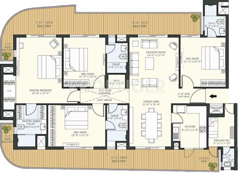 serenity floor plan chintels serenity in sector 109 gurgaon price location map floor plan reviews proptiger com