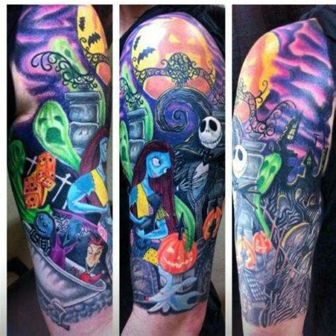 tattoo nightmares uk narrator nightmare before christmas tattoo tattoos piercings