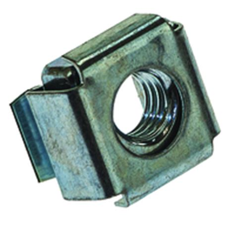dadi a gabbia dado a gabbia in acciaio galvanizzato rs 13 72mm