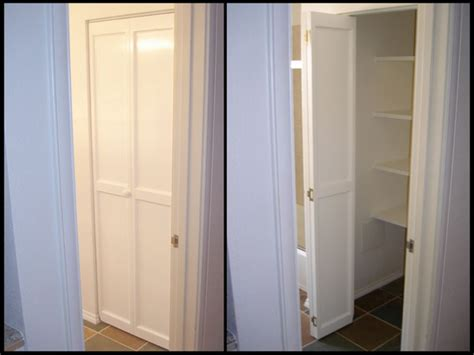 Bifold Doors Closet Bifold Bathroom Door Bathroom Closet Bifold Door Disappearing Closet Doors Bathroom Ideas