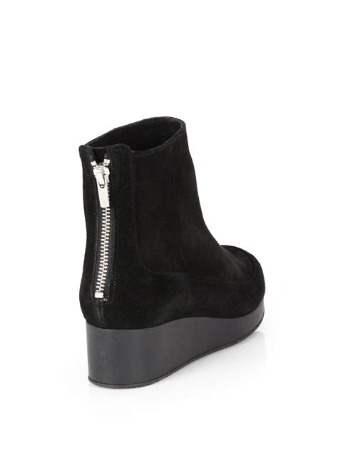 Wedge Platform Ankle Boots platform wedge ankle boots yu boots