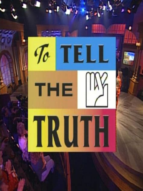 to tell the truth 2000 02 episode guide to tell the truth cast and characters tvguide com