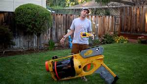 Garden And Gun Made In The South 2016 The World S Nerf Gun Can Shoot Darts At 40 Mph