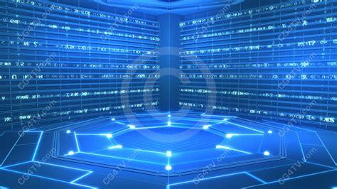 wallpaper virtual 3d matrix studio animated background camera 1