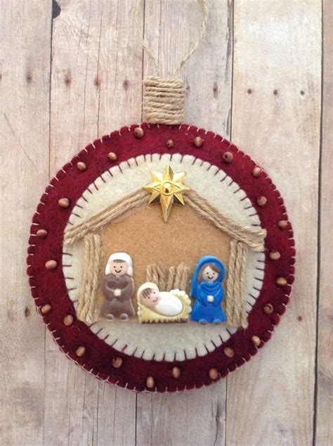 best 25 nativity ornaments ideas on pinterest