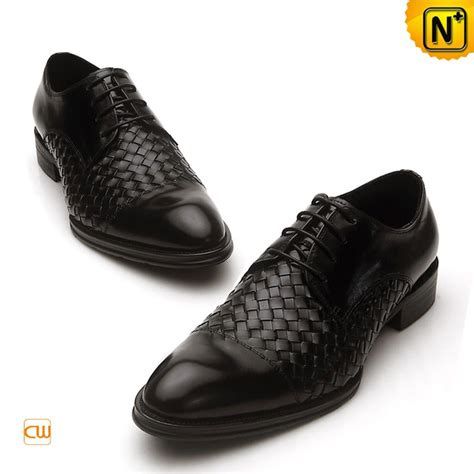 Handcrafted Shoes - mens italian handcrafted leather oxford shoes cw762002