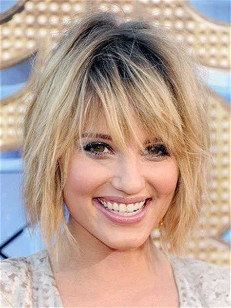 apuestos estilos con flequillo moda 2012 peinados de moda estilos de peinados con flequillo 2012 2013 moda